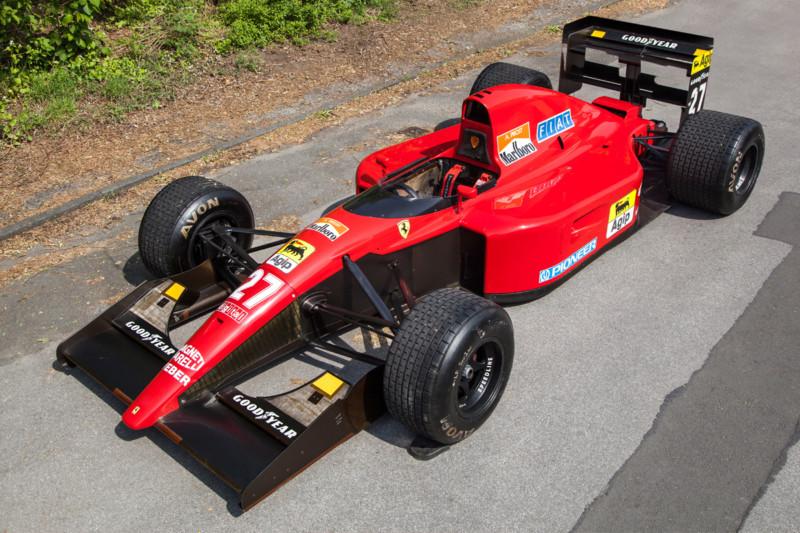 Modena Motorsport Classic F1 Cars For Sale Modena Motorsport