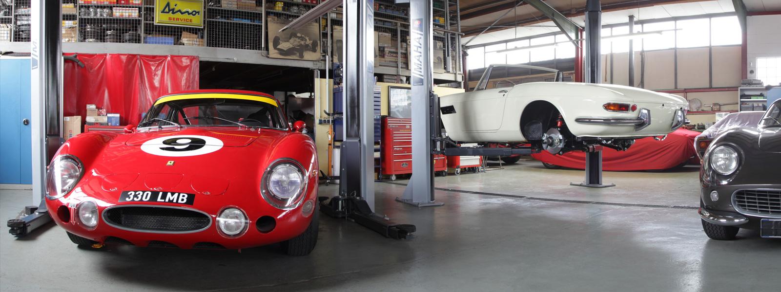 Modena Motorsport Service Restoration Modena Motorsport